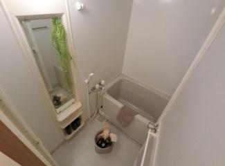 【浴室】静岡県伊豆の国市田京一棟マンション