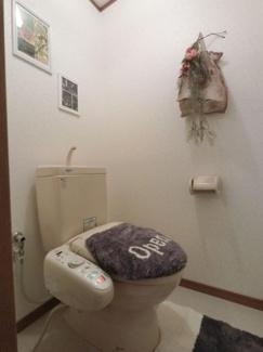 【トイレ】静岡県伊豆の国市田京一棟マンション