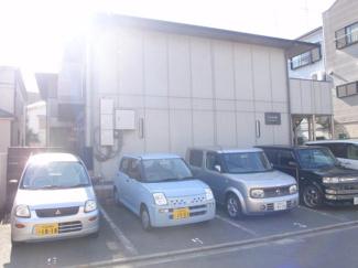 【外観】す清館 駐車場