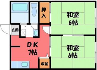 栃木市沼和田町一棟アパート