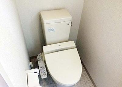 【トイレ】コンフォリア墨田立花