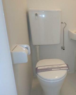 【トイレ】DRホームズ登戸