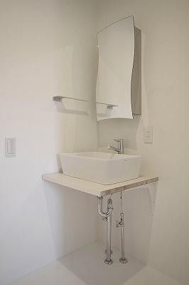【ピース・クレアA棟】浴室乾燥機・浴室TV付※前回募集時の室内写真です。