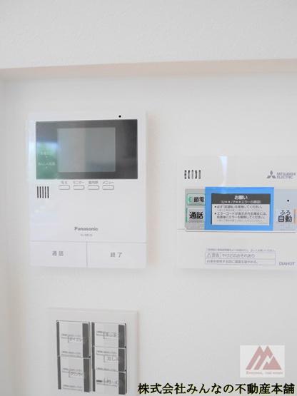 【セキュリティ】アークテラス姫方Ⅱ 1号棟 サンプラザホーム