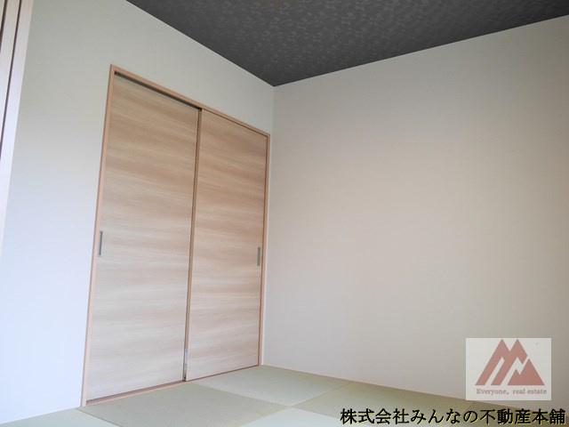 【和室】アークテラス姫方Ⅱ 1号棟 サンプラザホーム