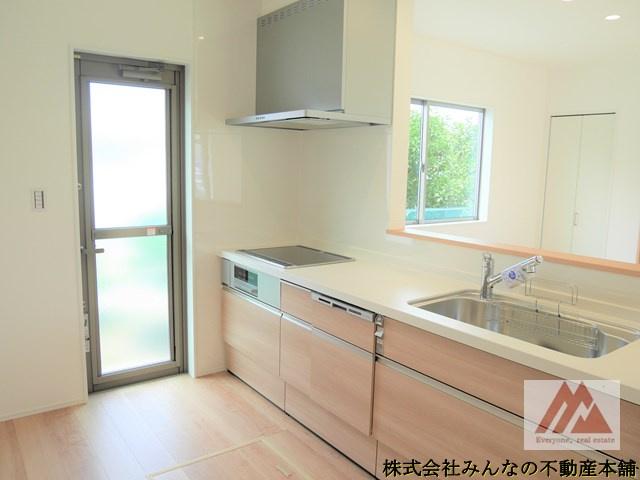 【キッチン】アークテラス姫方Ⅱ 1号棟 サンプラザホーム