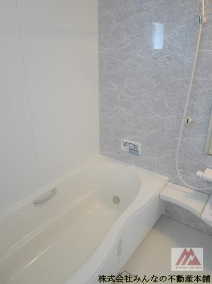 【浴室】アークテラス姫方Ⅱ 1号棟 サンプラザホーム
