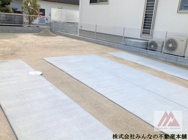 【駐車場】アークテラス姫方Ⅱ 1号棟 サンプラザホーム