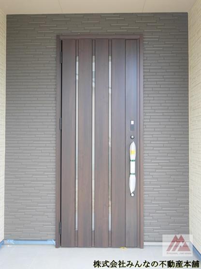 【玄関】アークテラス姫方Ⅱ 1号棟 サンプラザホーム
