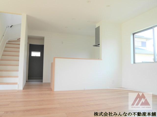 【居間・リビング】アークテラス姫方Ⅱ 1号棟 サンプラザホーム