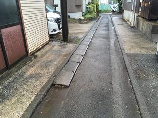 全面道路幅狭小