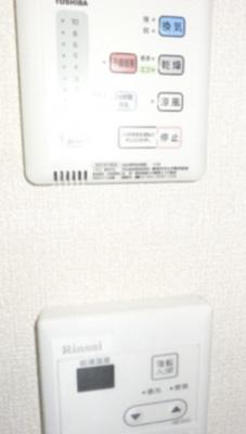 浴室乾燥機付★