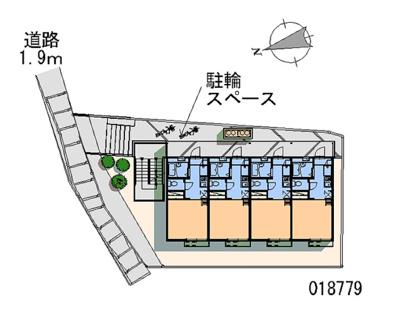 【地図】ウィル山手