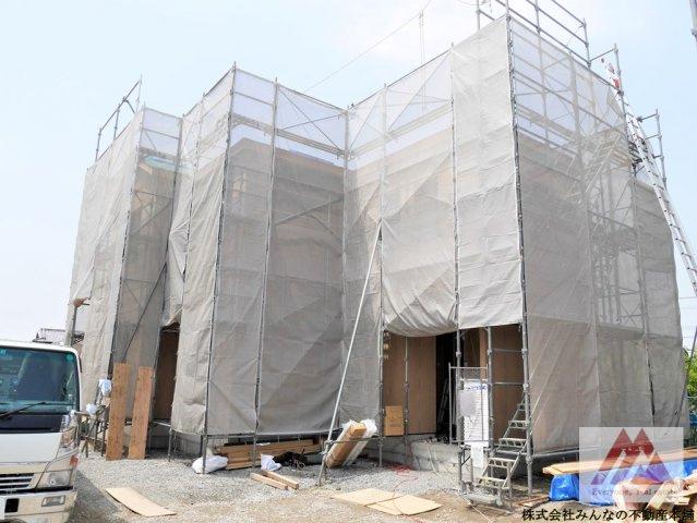 【外観】久留米市三瀦町 第3 オール電化1号棟 一建設株式会社