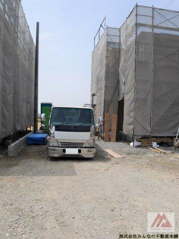 【駐車場】久留米市三瀦町 第3 オール電化1号棟 一建設株式会社