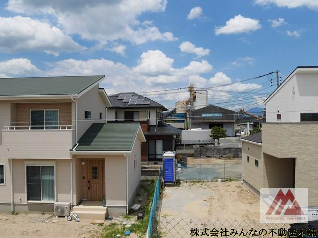 【展望】アークテラス姫方Ⅱ 2号棟 サンプラザホーム
