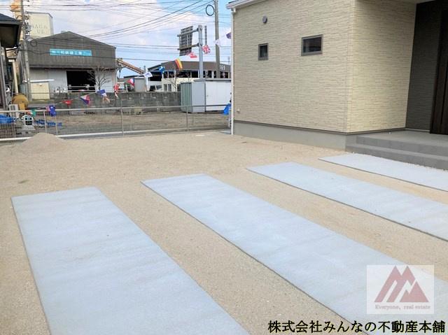 【駐車場】アークテラス姫方Ⅱ 2号棟 サンプラザホーム
