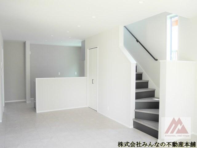 【居間・リビング】アークテラス姫方Ⅱ 2号棟 サンプラザホーム