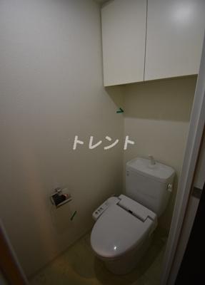 【トイレ】シティスパイア芝公園(CITY SPIRE)