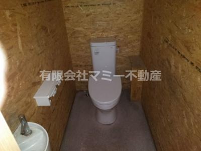 【トイレ】三ツ谷東町倉庫S