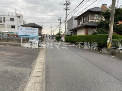 【周辺】三ツ谷東町倉庫S