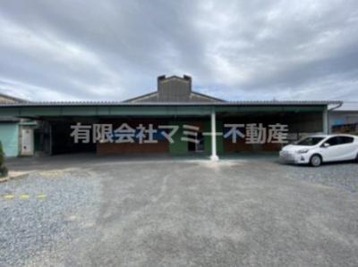 【外観】三ツ谷東町倉庫S