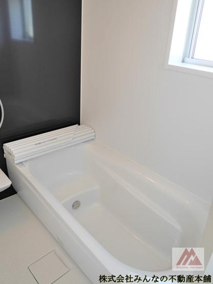 【浴室】久留米市三瀦町第3 オール電化4号棟 一建設株式会社