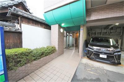 【エントランス】エステムコート大阪城南