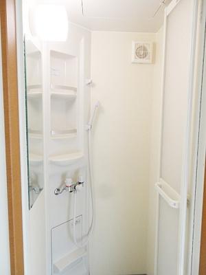 シャワールーム★