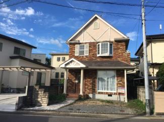 【外観】松山市 石手白石 中古住宅 26.29坪