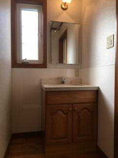 【浴室】松山市 石手白石 中古住宅 26.29坪