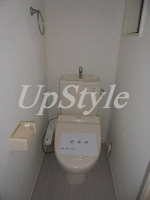 【トイレ】ヴィラ三ノ輪
