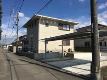 松山市 鷹子 中古住宅 42.76坪の画像