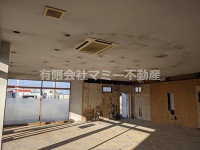 【内装】河原田町店舗事務所I