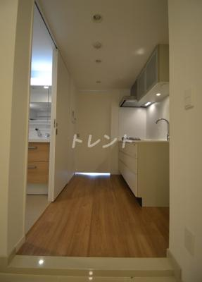 【キッチン】ガーデン原宿