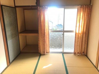 【和室】奥田貸家