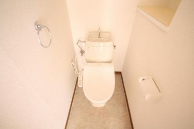 【トイレ】三旺マンション第2社台