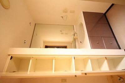 【洗面所】赤松台パークハウス参番館 302号室