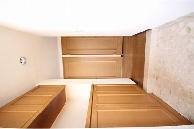 【玄関】赤松台パークハウス参番館 302号室