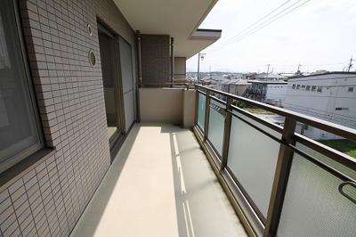 【バルコニー】赤松台パークハウス参番館 302号室