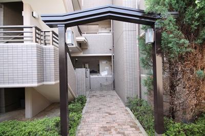 【エントランス】赤松台パークハウス参番館 302号室