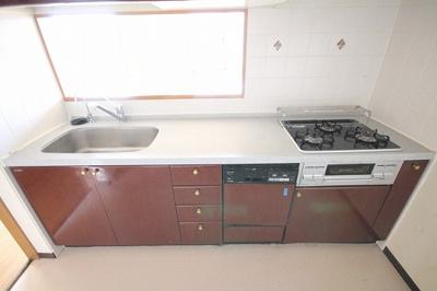 【キッチン】赤松台パークハウス参番館 302号室