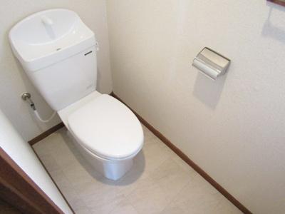 【トイレ】ハイタウンみずほⅡ