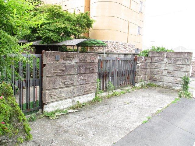 【外観】新荘2丁目住宅用地