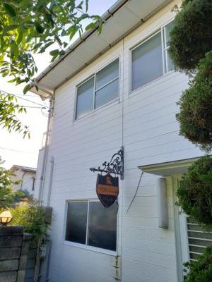 【前面道路含む現地写真】鳥取市田園町3丁目 事務所付き中古住宅