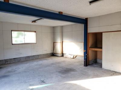 【区画図】鳥取市田園町3丁目 事務所付き中古住宅