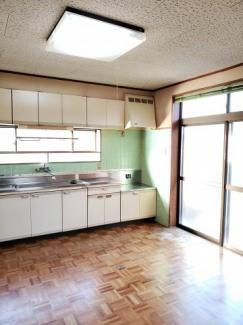 【浴室】鳥取市田園町3丁目 事務所付き中古住宅