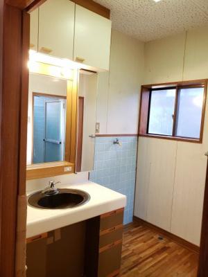 【トイレ】鳥取市田園町3丁目 事務所付き中古住宅
