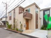 四街道市和良比Ⅱ 新築分譲住宅 全2棟の画像