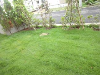 ガーデン施工例です。